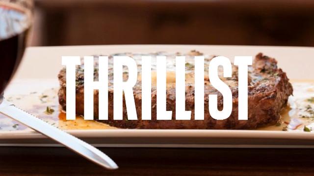 Thrillist | Best Steakhouse in San Antonio